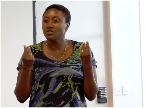 Aicha Evans Intel's vice president and general manager of wireless platform R&D