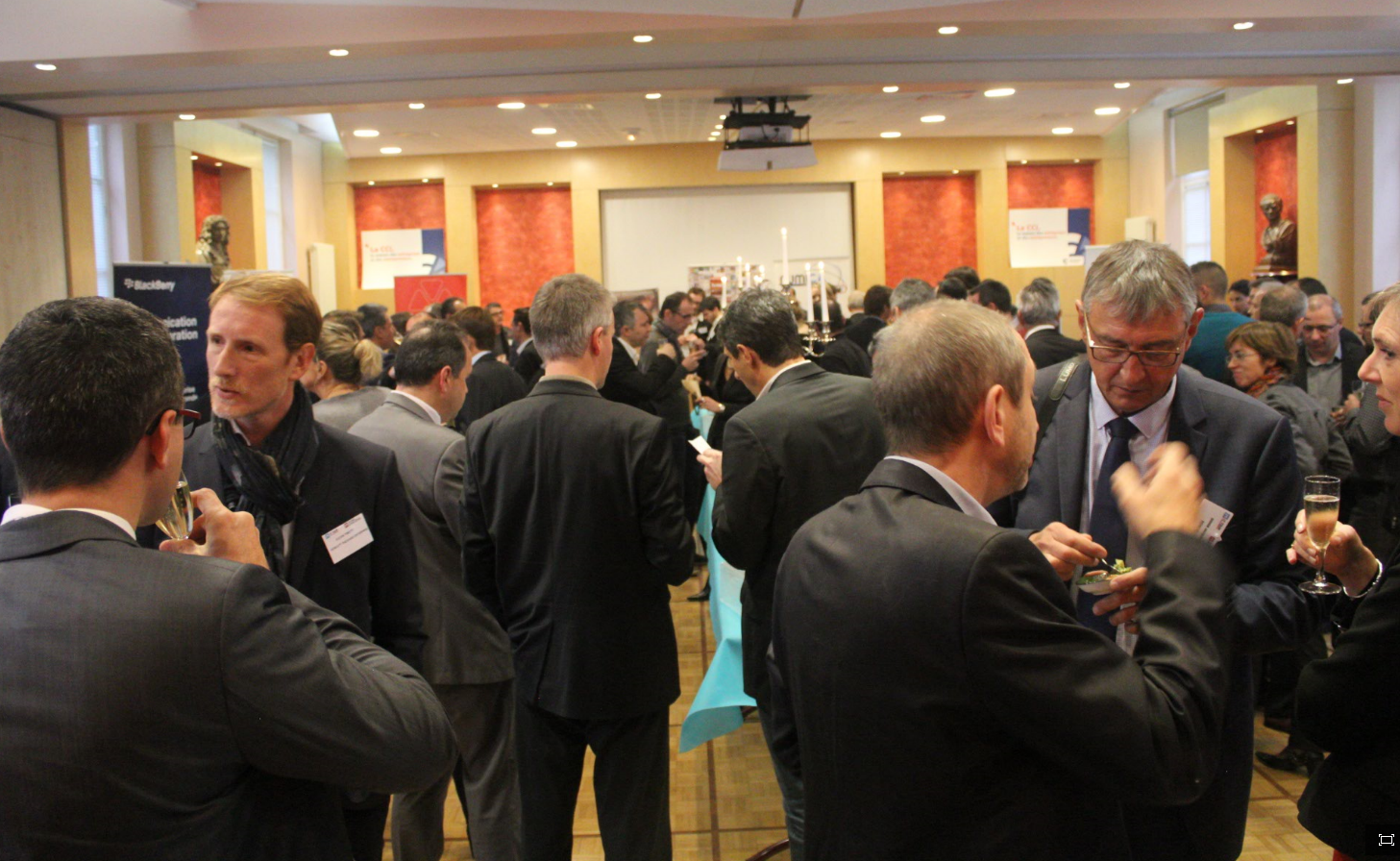 Networking reims