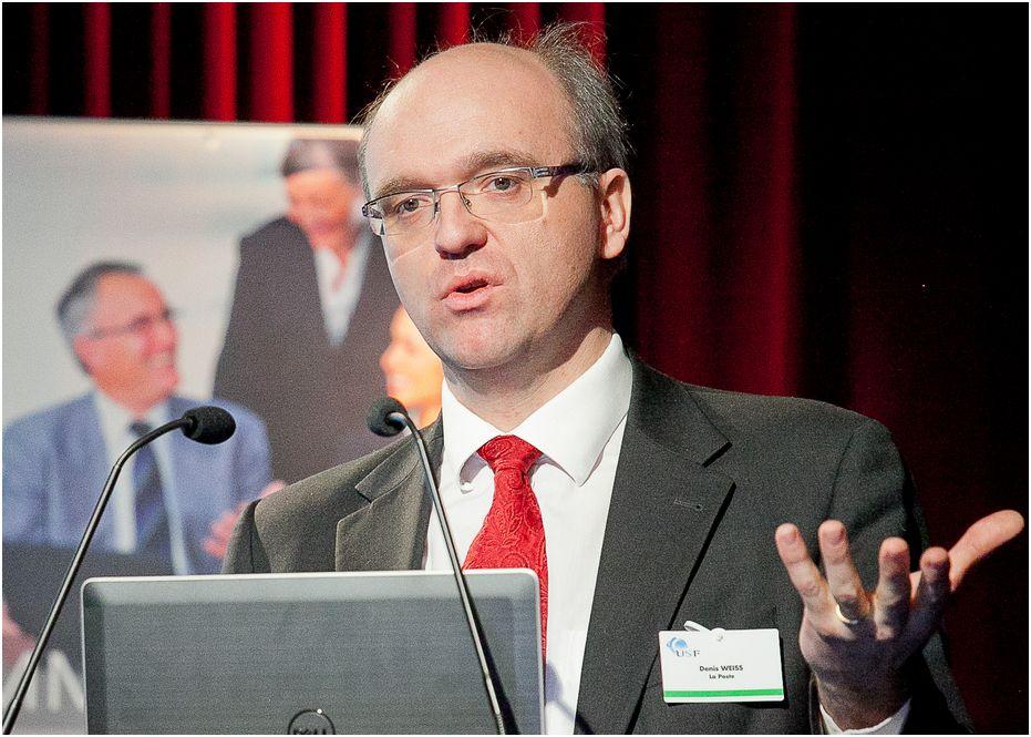 Denis Weiss, DSI Industrie de La Poste