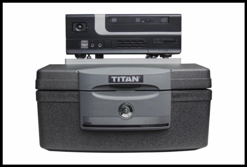 Titan appliance de sauvegarde sécurisé