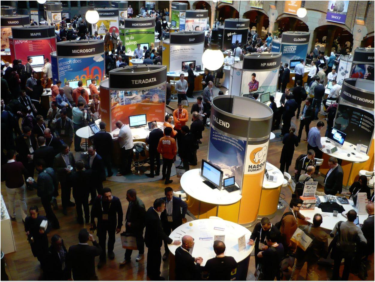 Hadoop Summit 2014 � Amsterdam