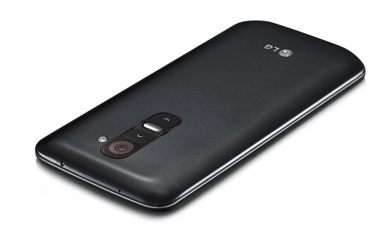 LG G2 face arrière