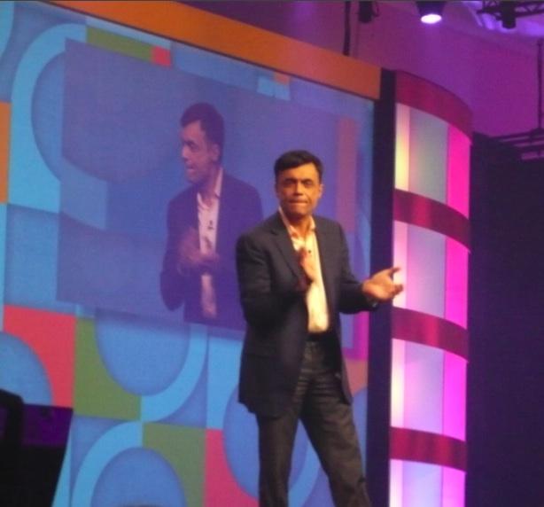 Rudy Karsan, CEO de Kenexa