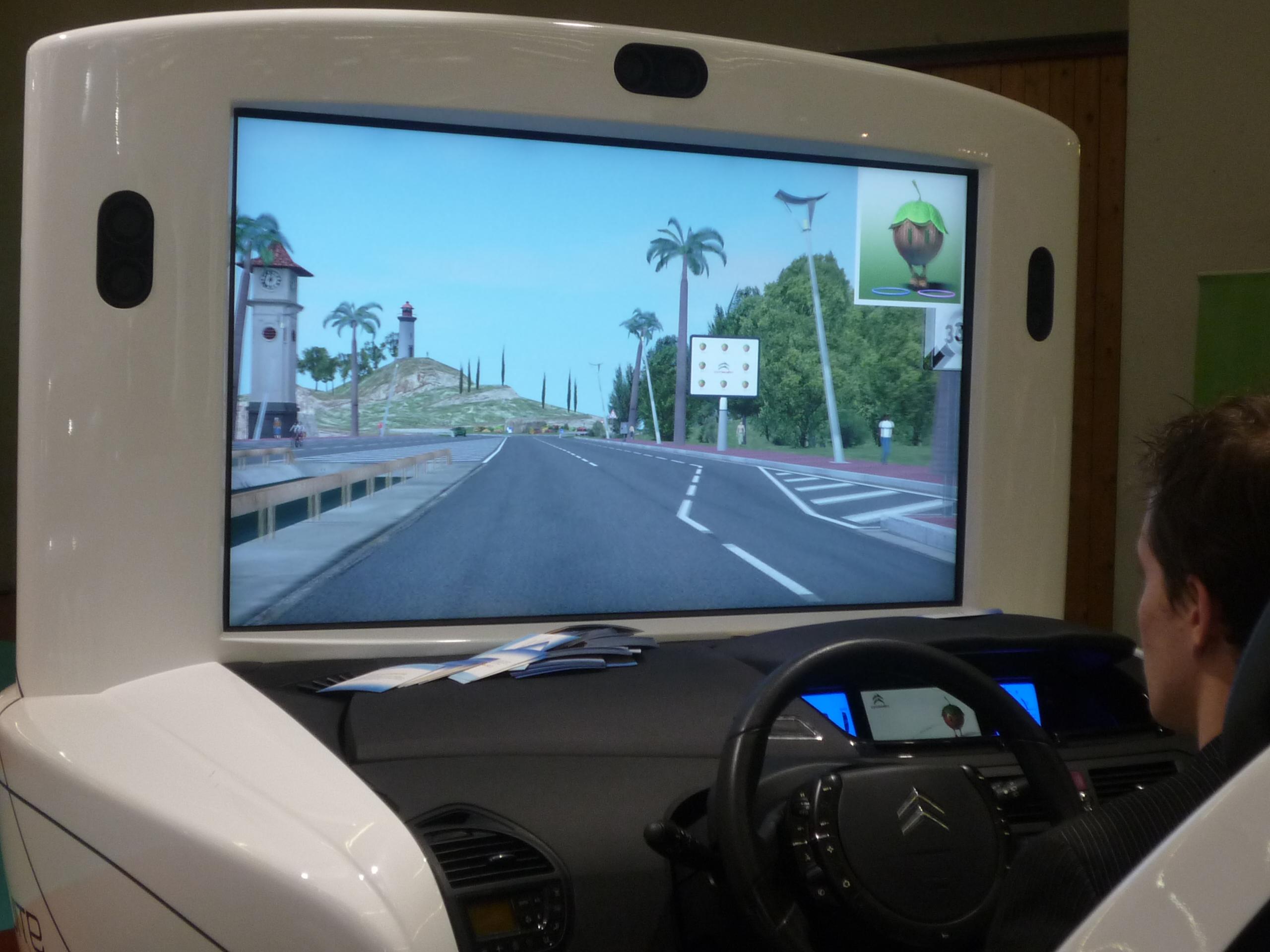telecharger simulateur de conduite
