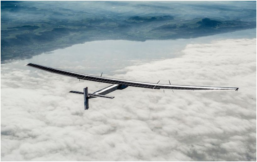 Solar Impulse 2 (avion solaire)
