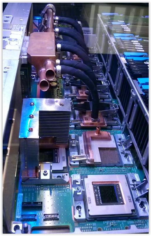 IBM z13 processeurs