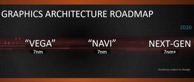 AMD dévoile sa roadmap Ryzen/Vega 2018