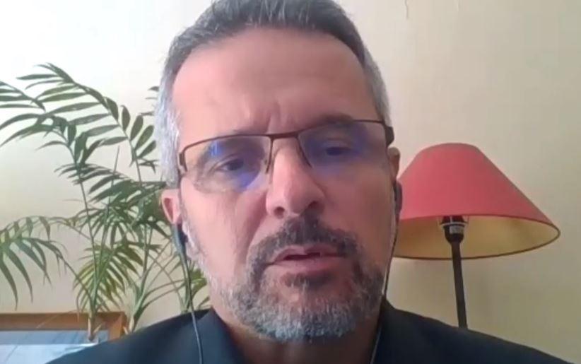 Olivier Grall, délégué régional ANSSI Nouvelle-Aquitaine