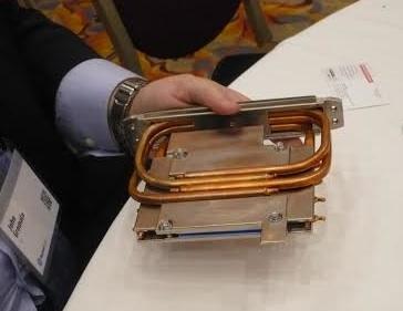 Système refroidissement Apollo 8000