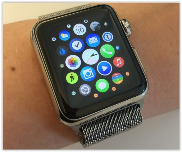 Apple Watch icone