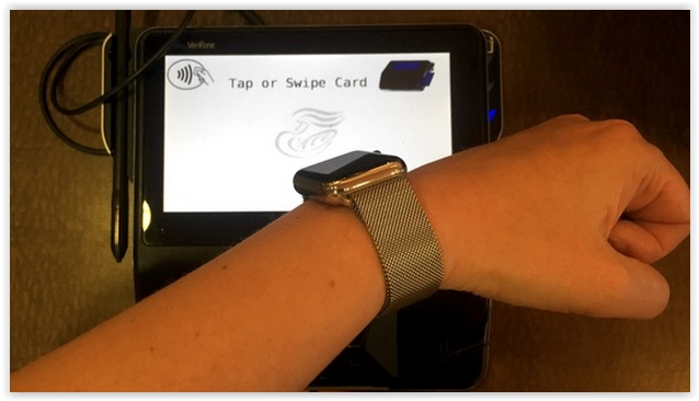 Watch Apple Pay