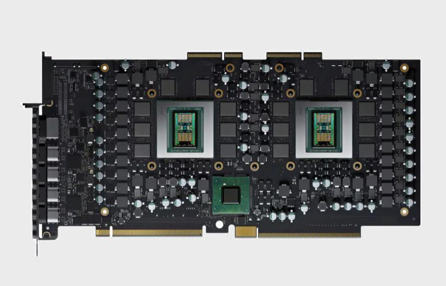 Radeon W6800X Duo