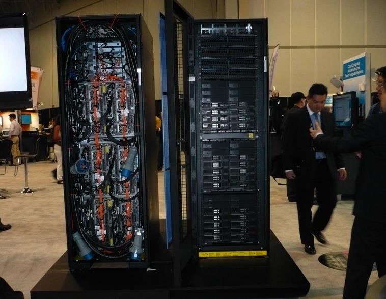 Appliances PureSystems sur la conférence Impact2012 d'IBM