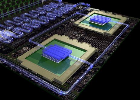 Technologie de refroidissement utilisée par IBM