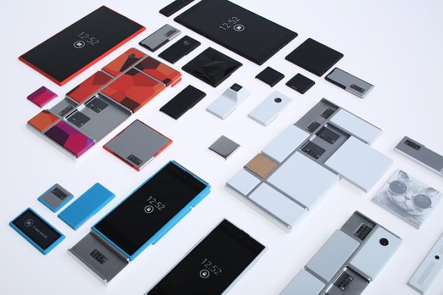 Ara, le concept sur lequel travaille actuellement Motorola