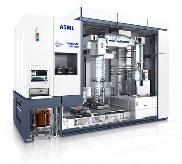 ASLM est l'un des principaux fournisseurs de systèmes de lithographie pour l'industrie des semiconducteurs