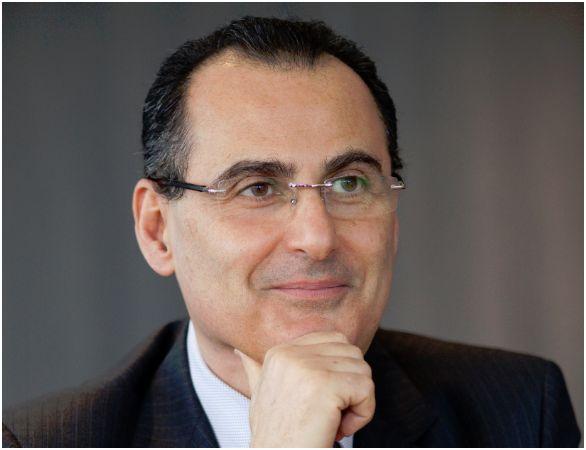Alain Benichou, PDG d'IBM France