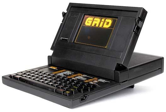 Grid Compass, premier PC portable