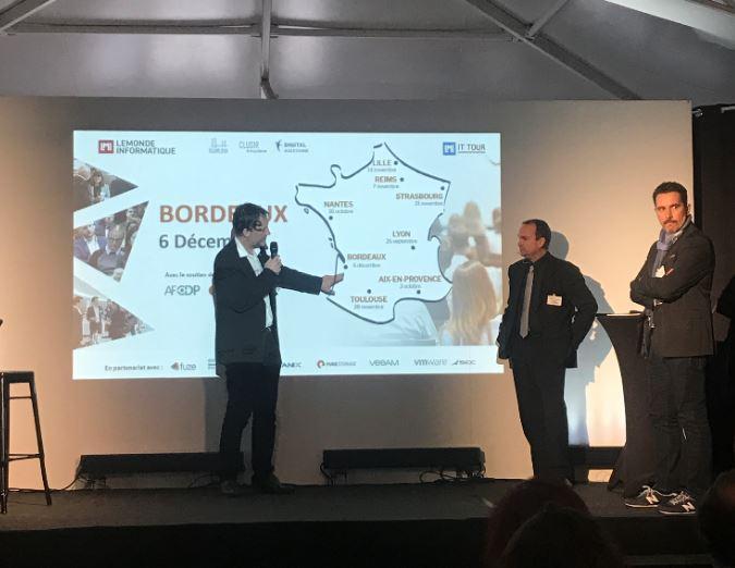 IT Tour Bordeaux 2019