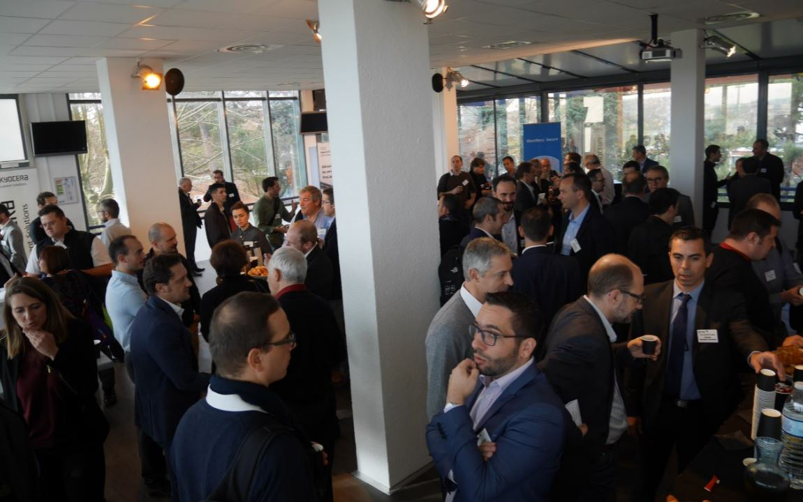 IT Tour Toulouse 2017 (networking)