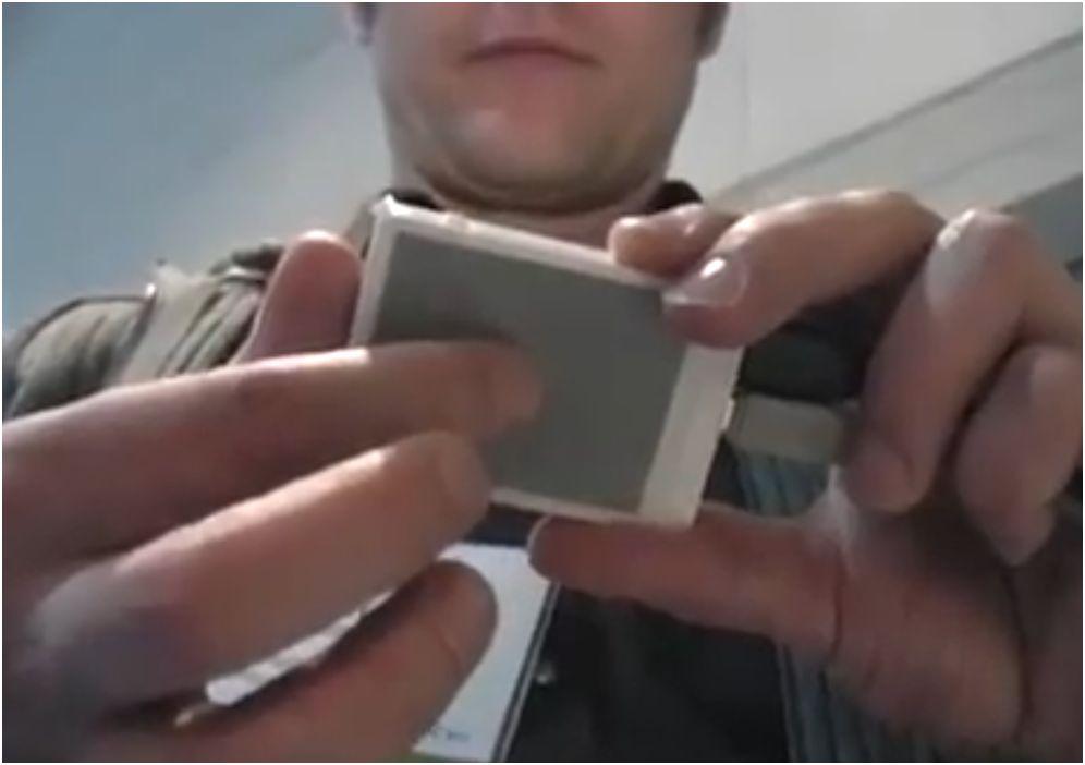 Projet Nanotouch