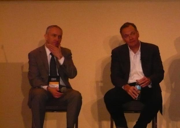 Craig Hayman et Mike Rhodin sur IBM Connect 3013