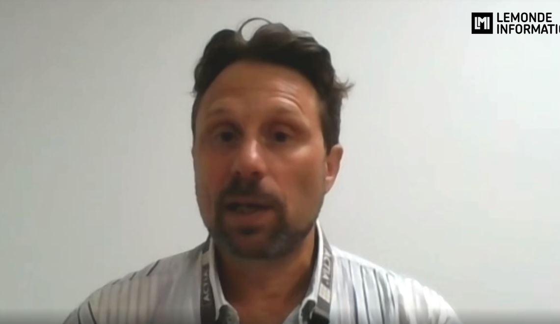 Sébastien Rabaud, RSSI d'Actia