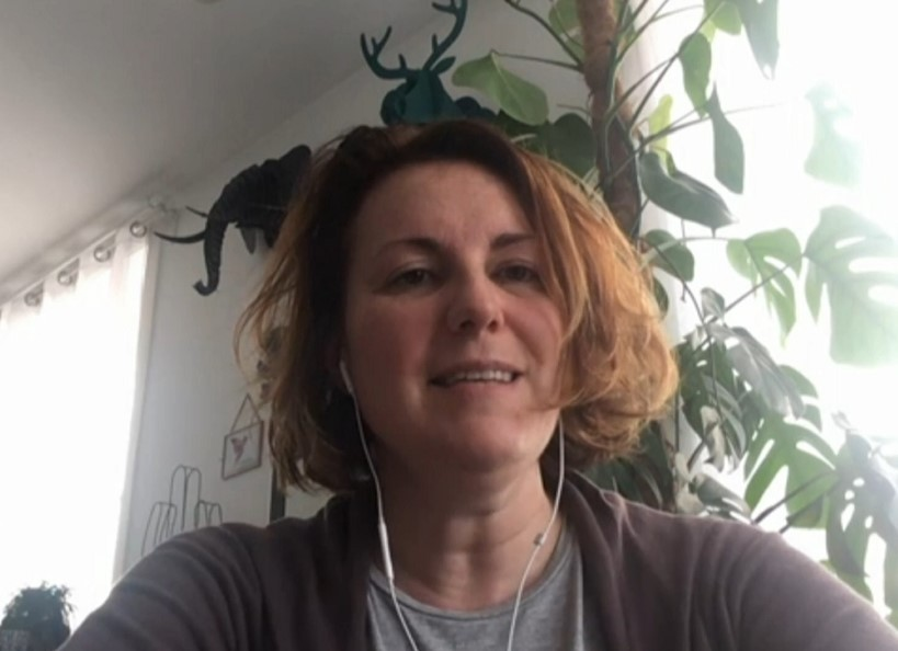 Aline Barthelemy (membre du Cefcys)