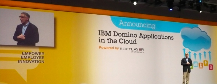 Les applications Domino sur un PaaS
