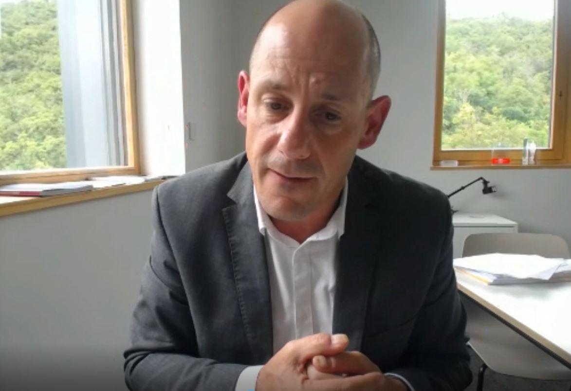 Thomas Cheijfec (DSI Haulotte)