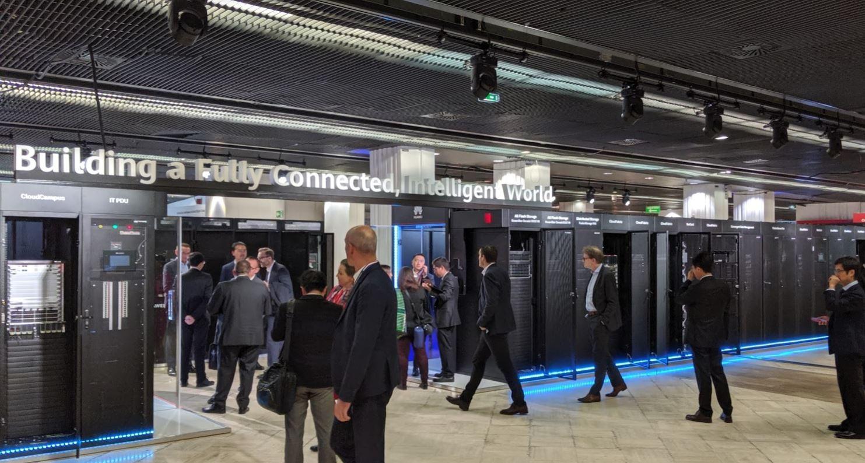 Huawei Paris 2019