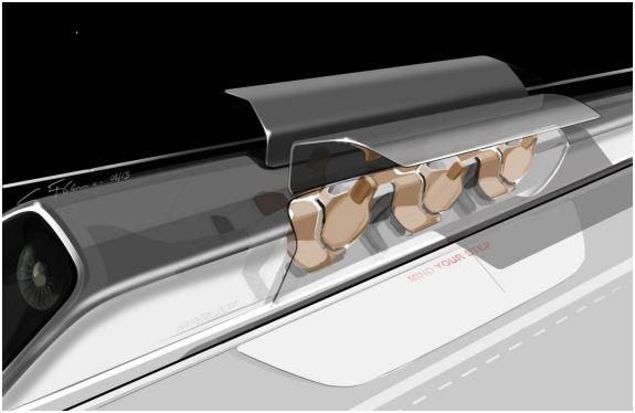Hyperloop version 1
