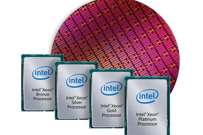 48 coeurs par puce avec les Intel Xeon Cascade Lake-AP