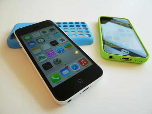 Test Apple iPhone 5C : un simple iPhone 5 reconditionné ? (2e ...