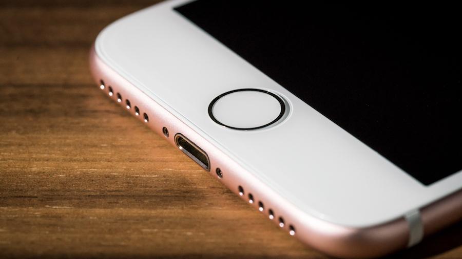 coque iphone 7 plus bouton