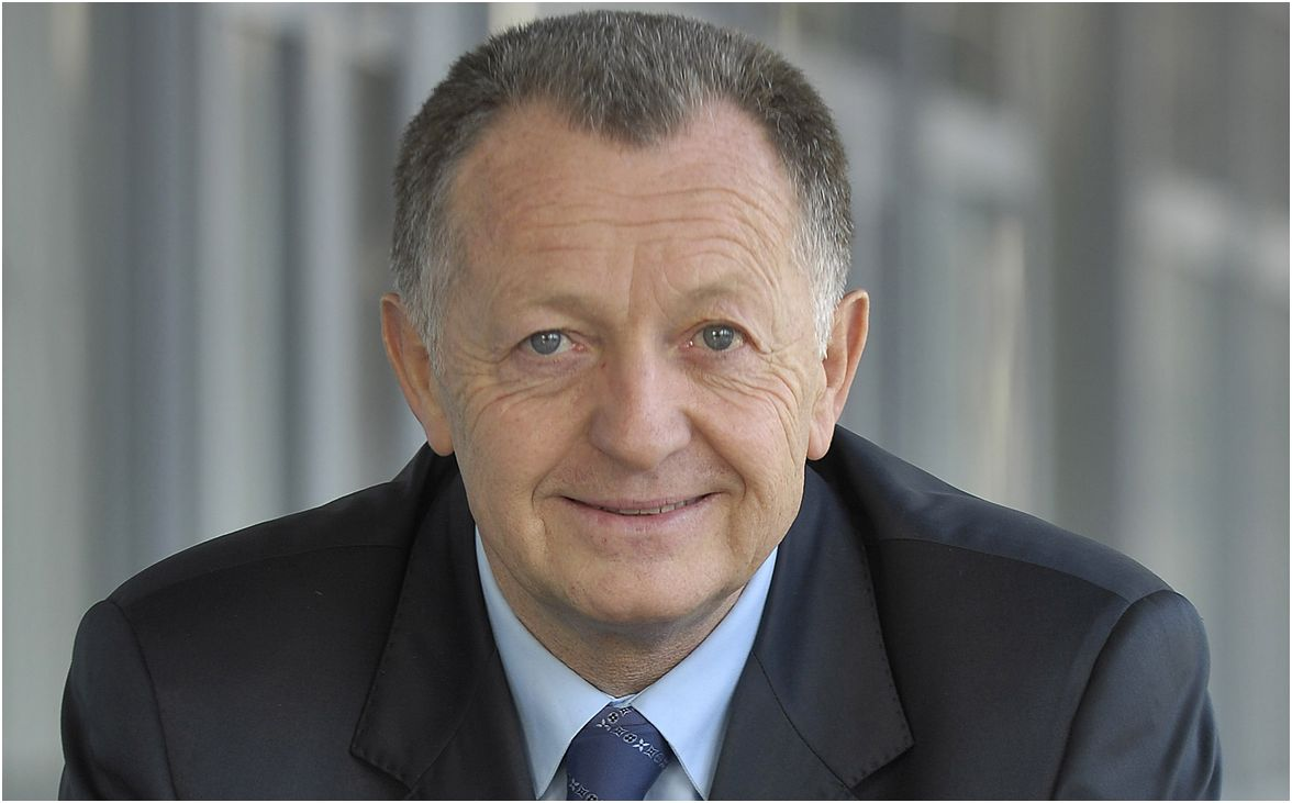 Jean-Michel Aulas, président de Cegid