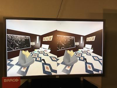 Dassault Systemes permet de visiter des appartements avant même leur fabrication.