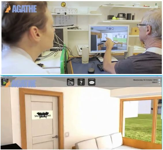 Laval Virtual 2013 - Agathe