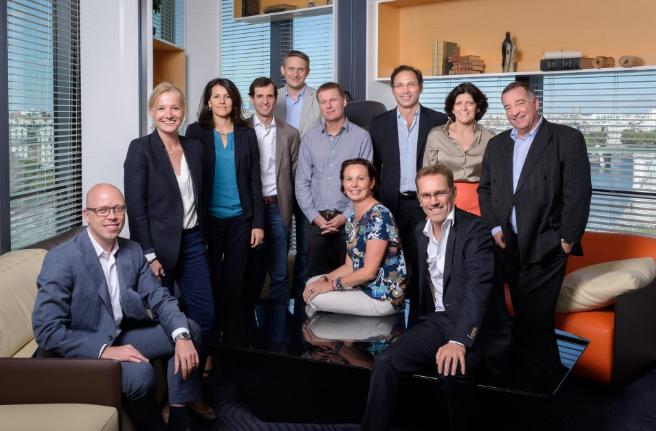 Equipe dirigeante Microsoft