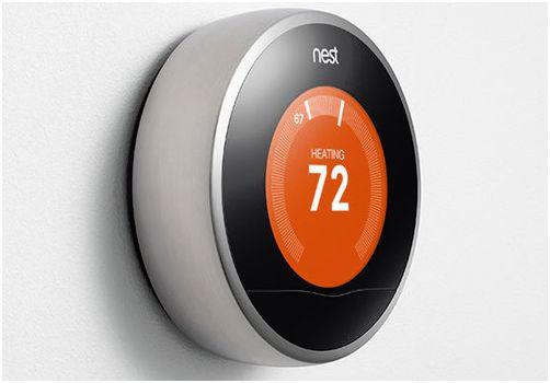 Les thermostats de Nest, société que Google vient de racheter pour 3,2 Md$