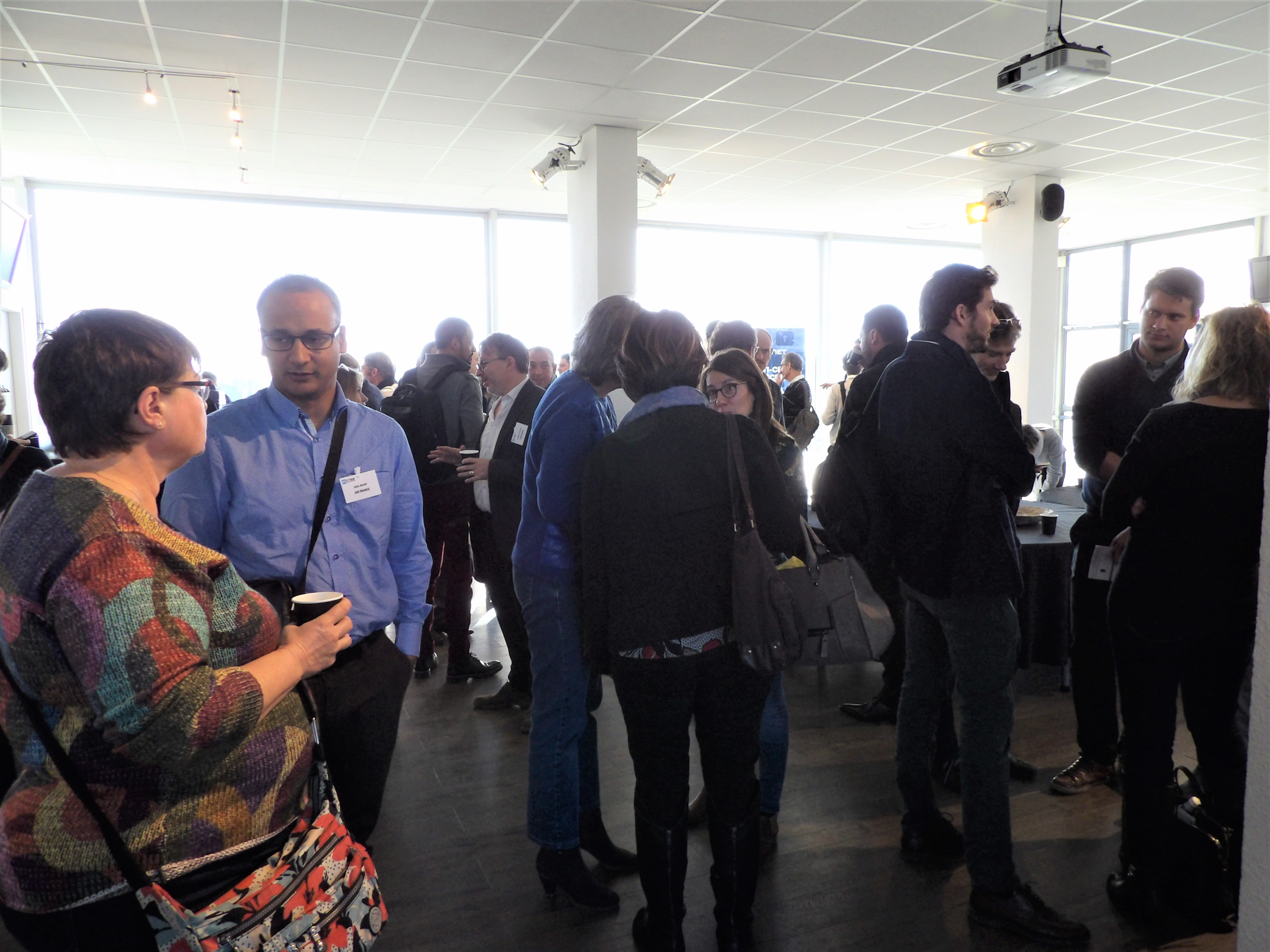 IT Tour Toulouse networking