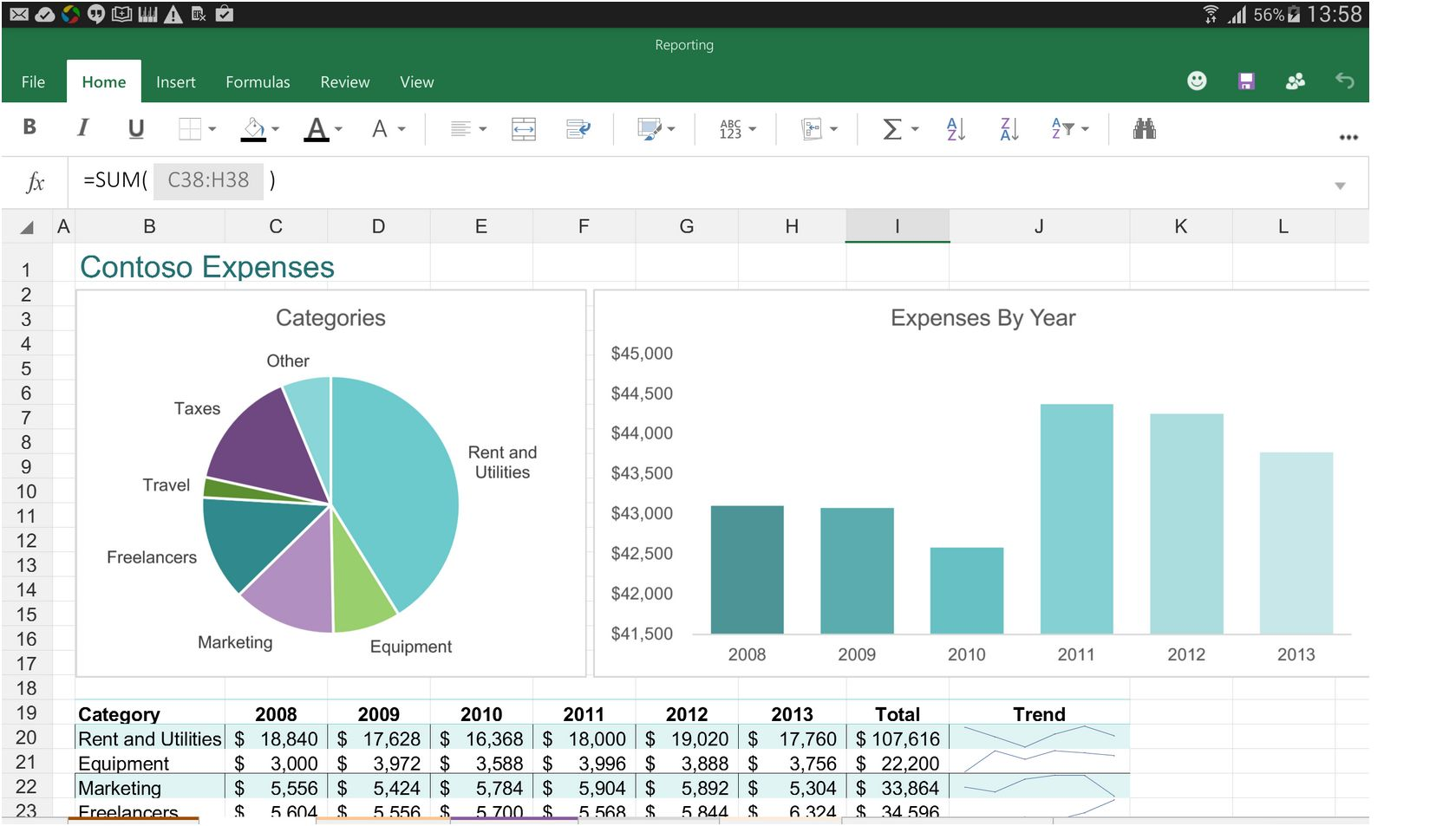 Microsoft lance 3 apps office pour iphone le monde informatique - Office tablette android gratuit ...