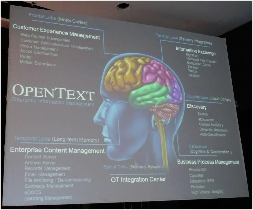 OpenText EIM