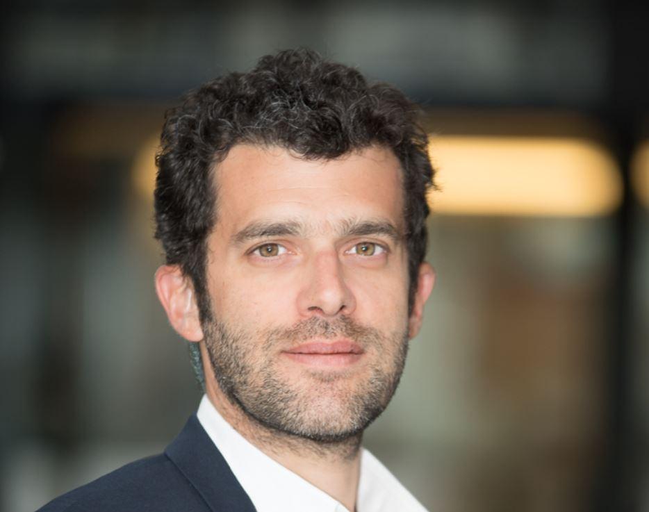 Alexandre Viros (directeur général Oui.SNCF)