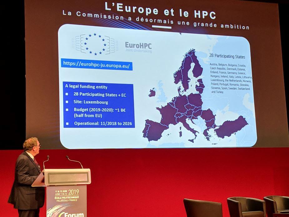 Teratec EuroHPC