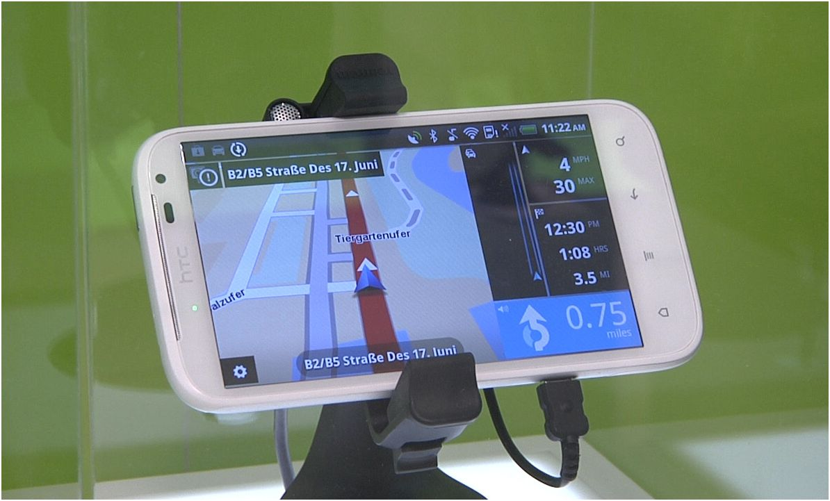 TomTom sous Android