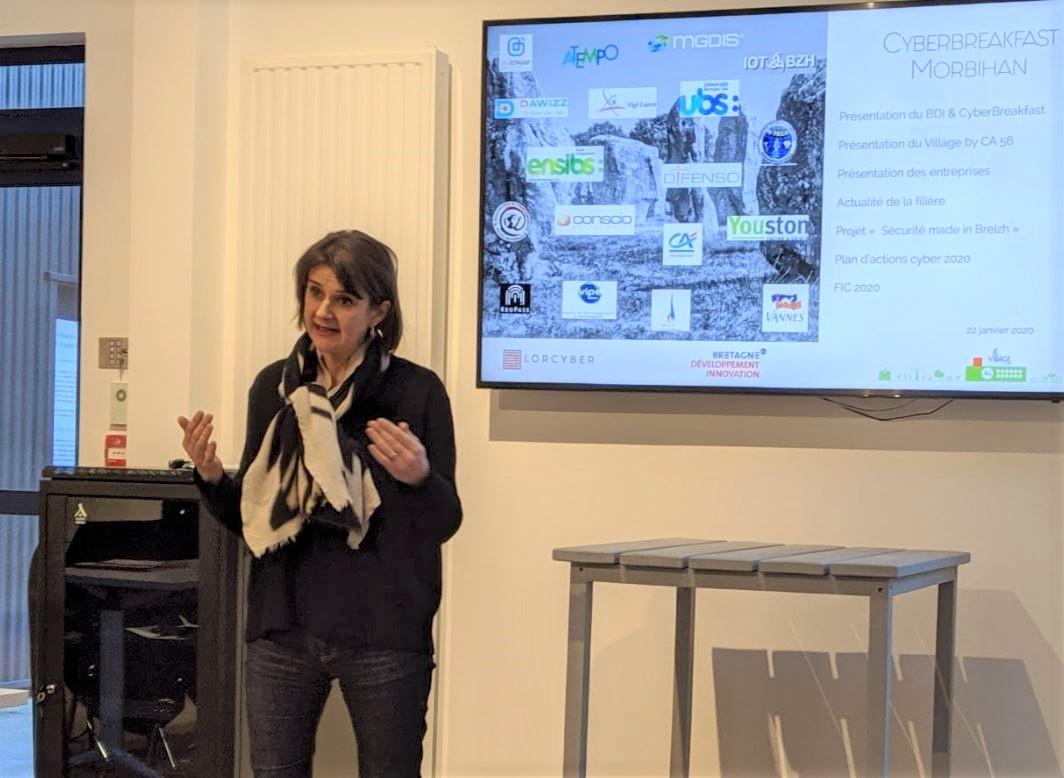 Tiphaine Leduc - Bretagne Développement Innovation