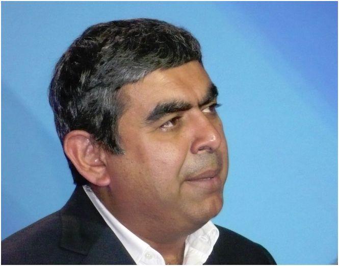 Vishal Sikka, CTO de SAP, sur Sapphire 2012 Madrid.
