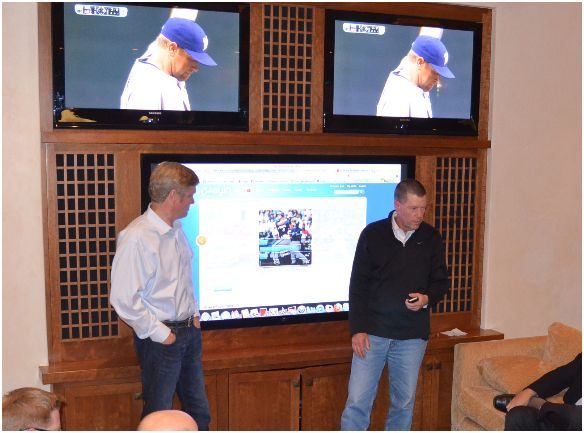WayIn, start-up de Scott McNealy - TV interactive