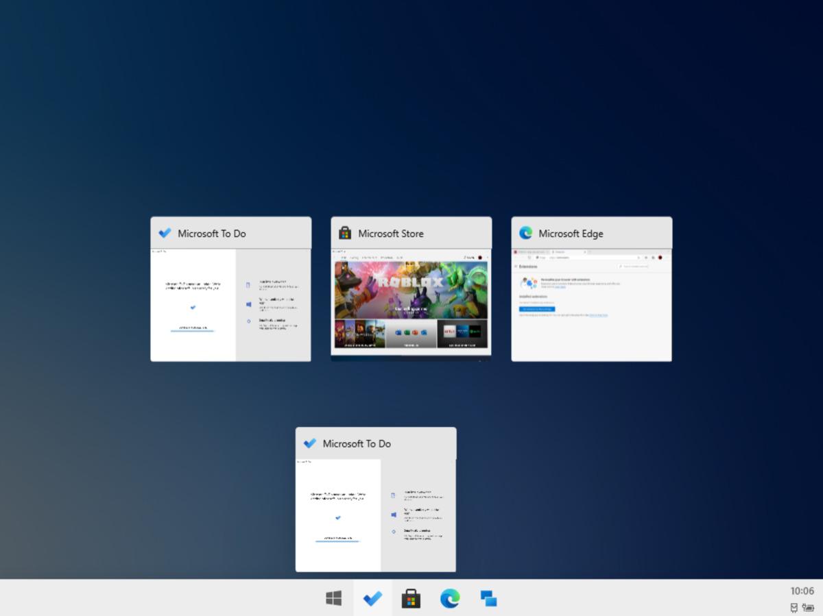 Windows10X